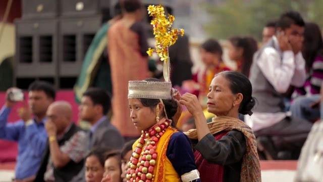 Meghalaya, de mère en fille